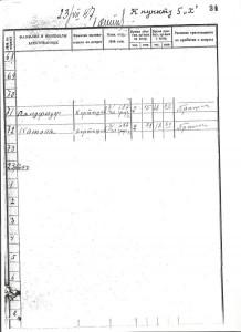 Langfelder-Katona, July 23rd 1947