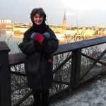 Louise von Dardel, Stockholm